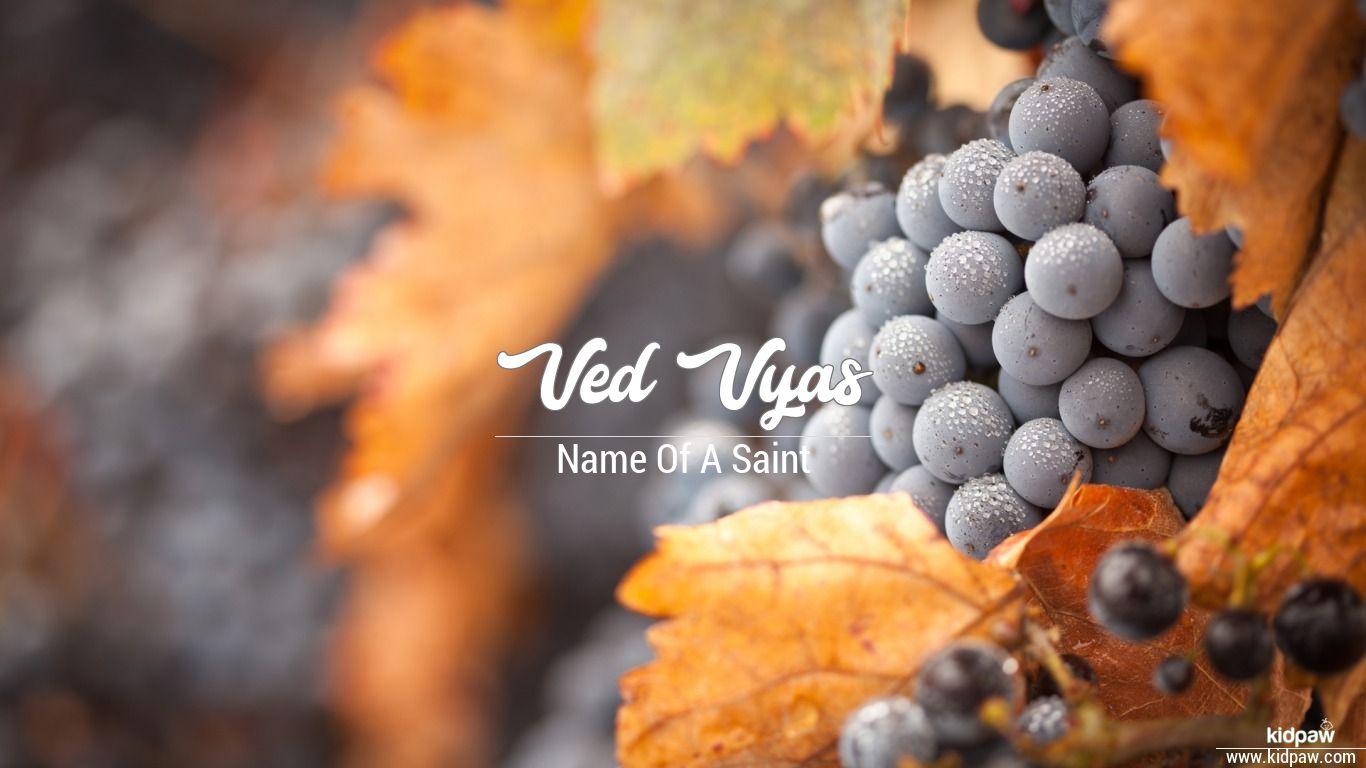 Ved Vyas beautiful wallper