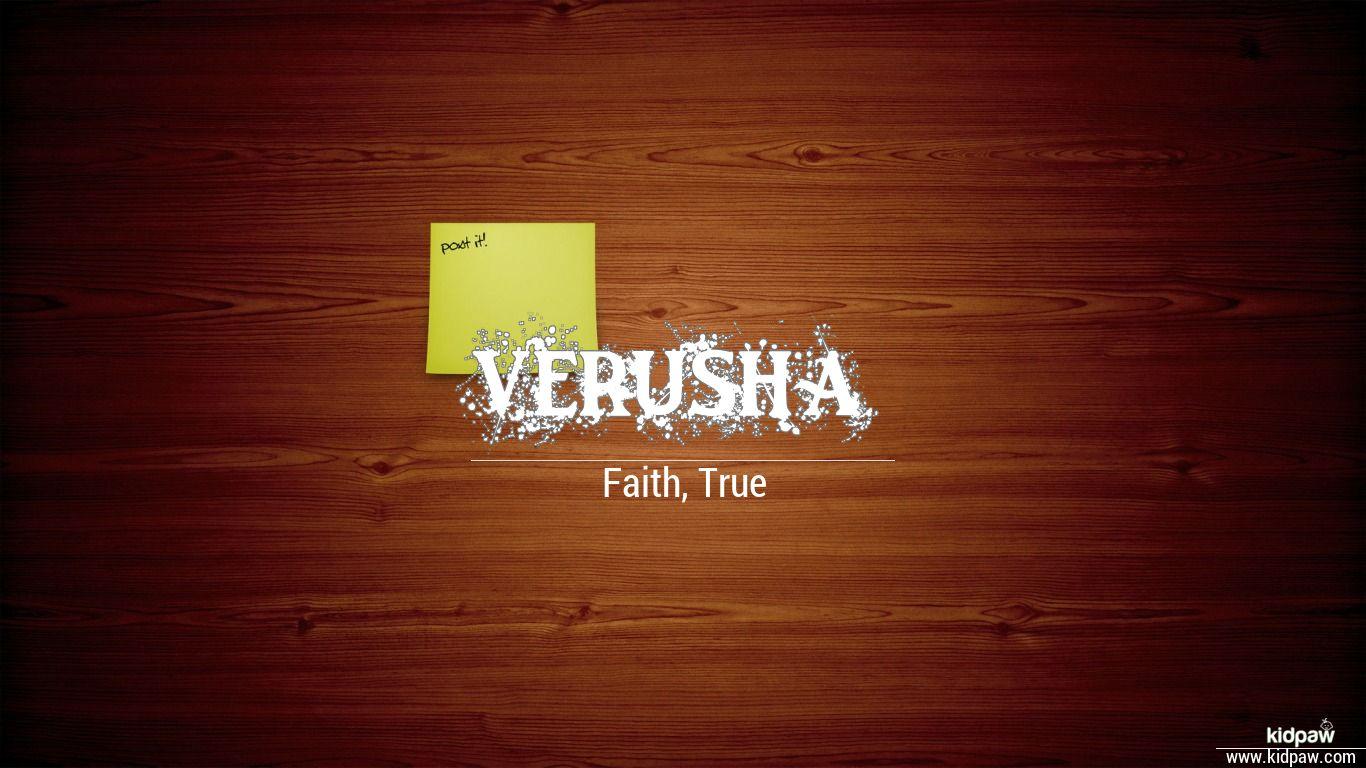 Verusha beautiful wallper