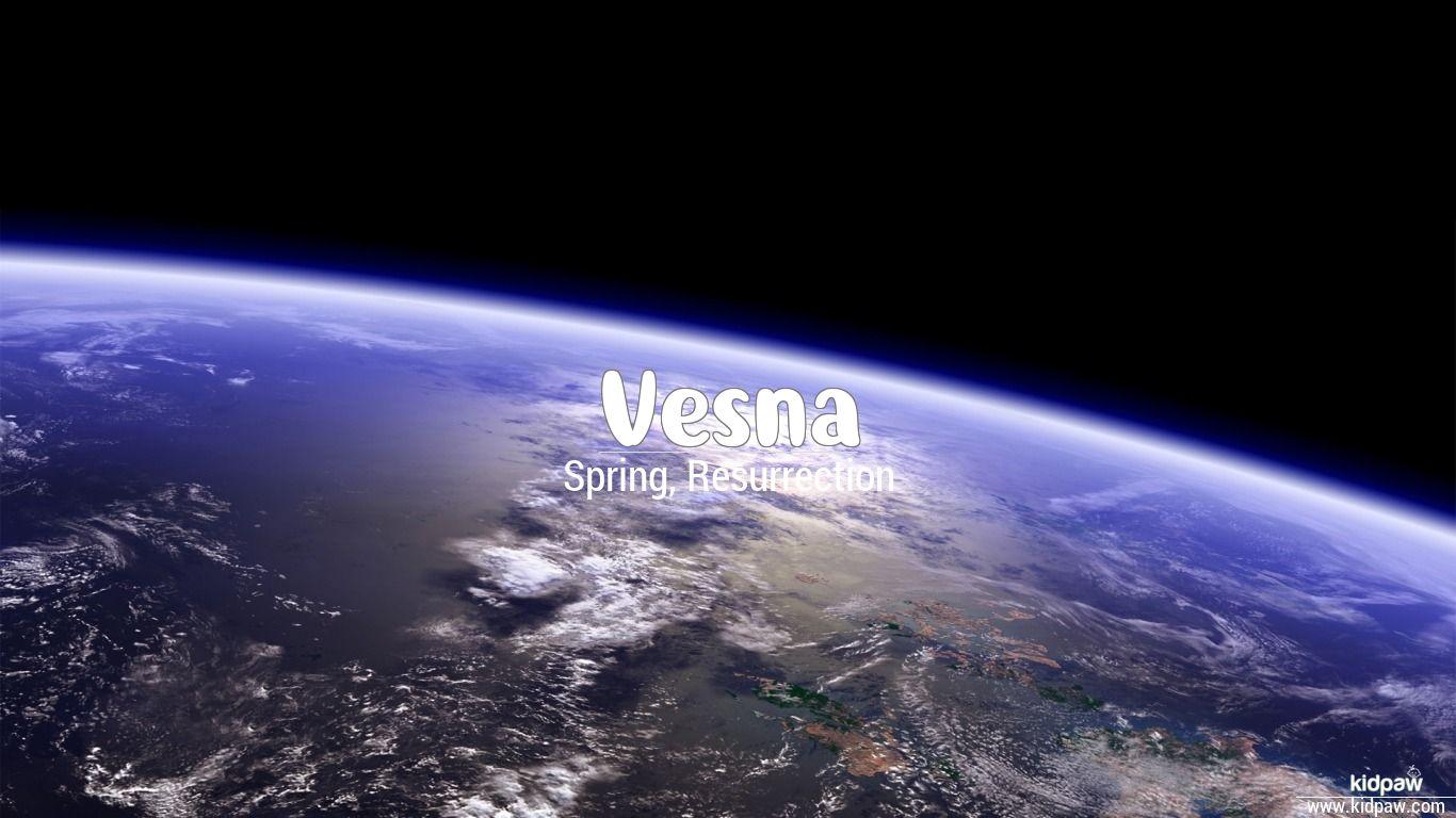 Vesna beautiful wallper