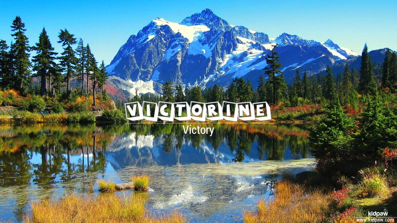 Victorine beautiful wallper