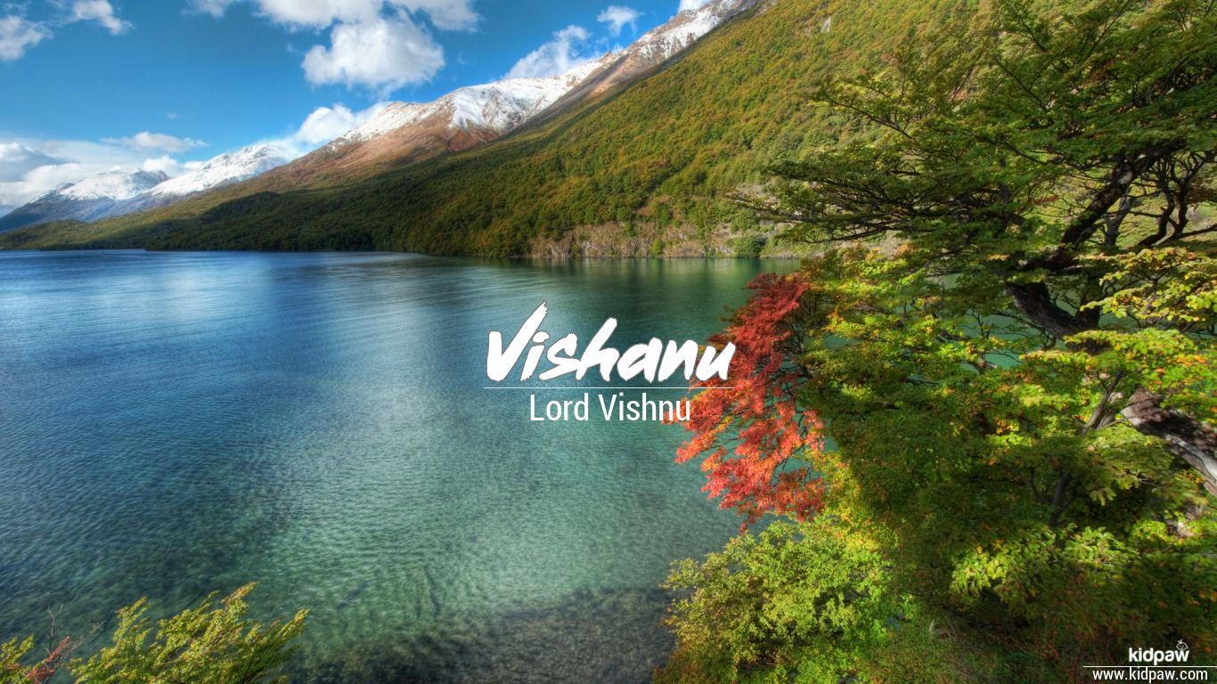 Vishanu beautiful wallper