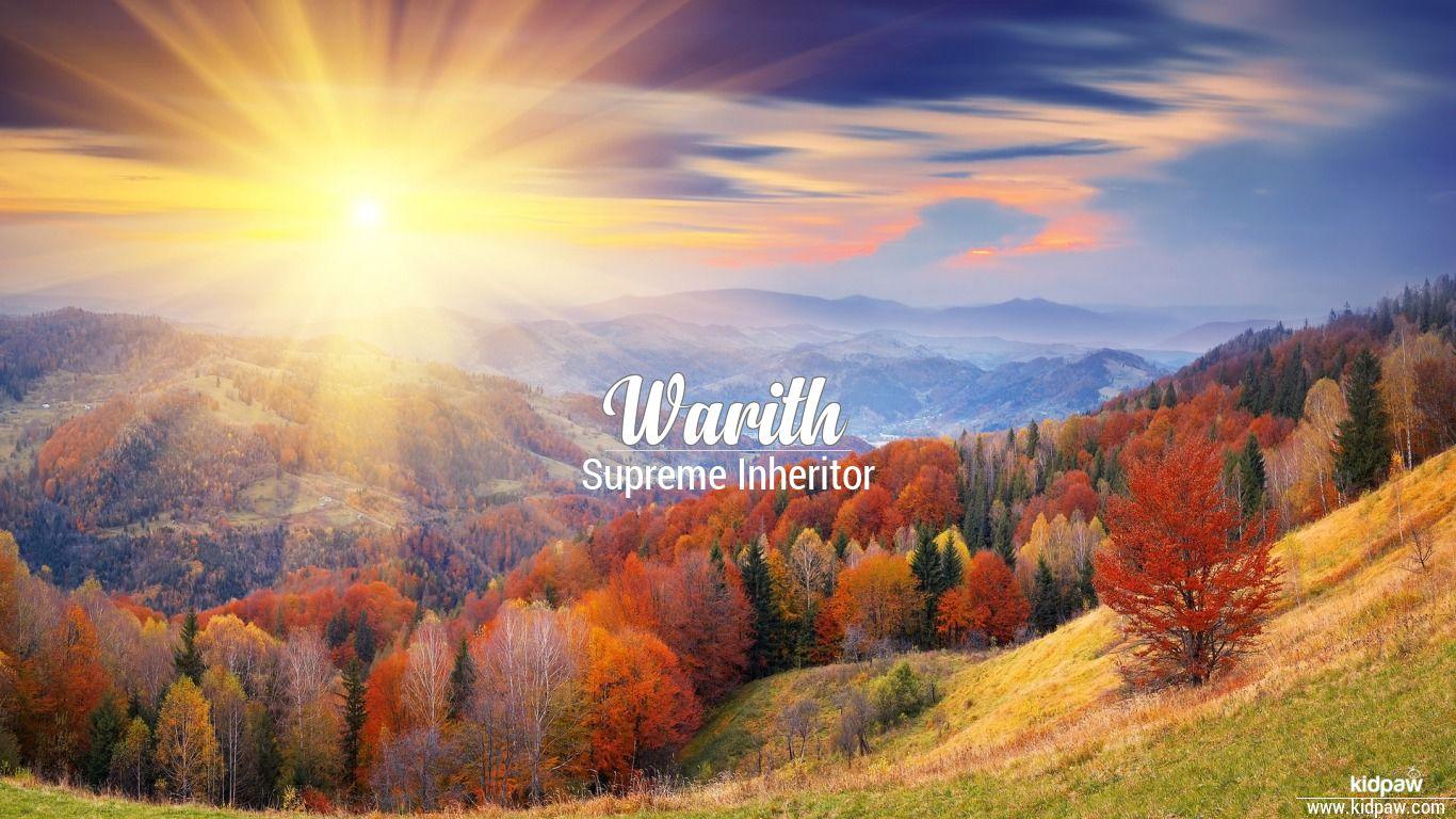 Warith beautiful wallper
