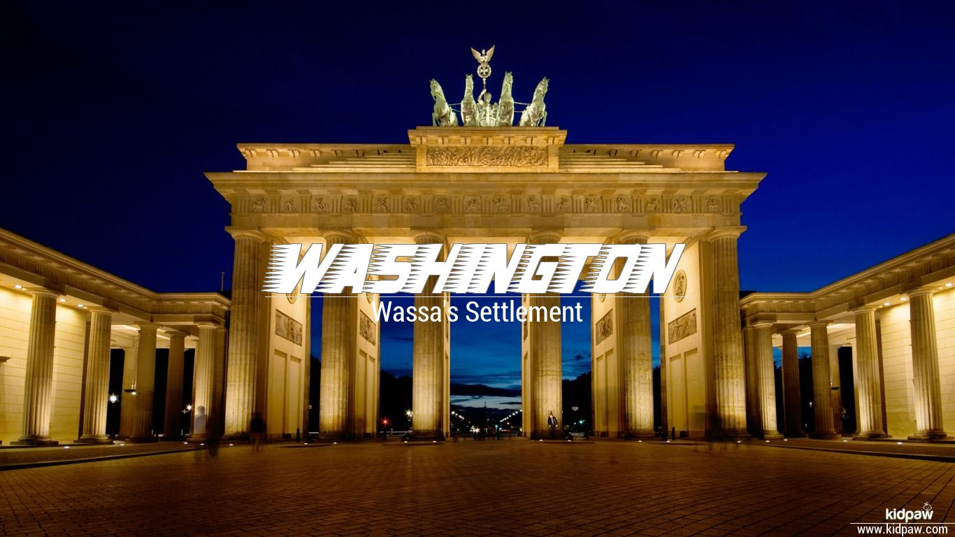 Washington beautiful wallper