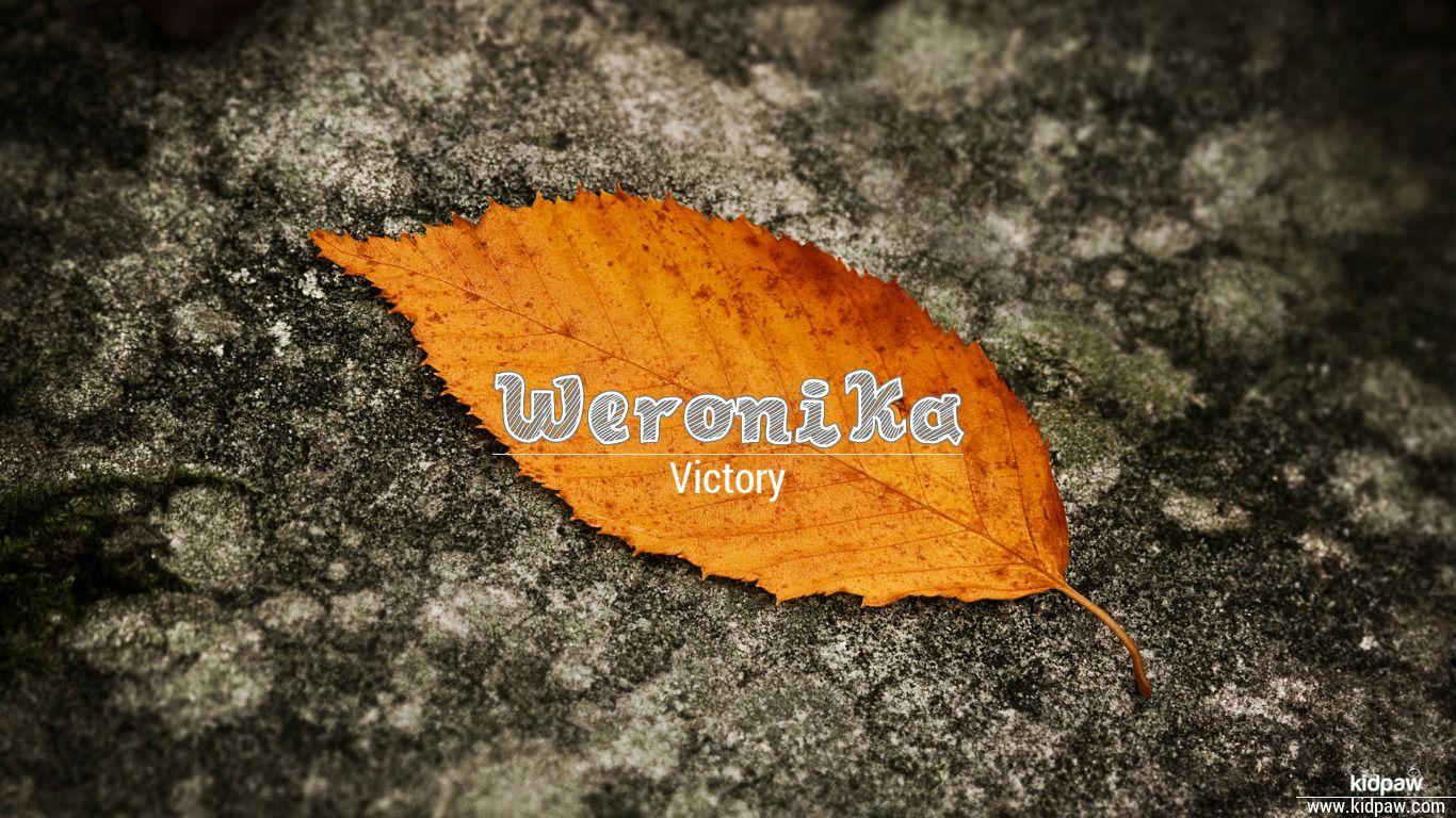 Weronika beautiful wallper