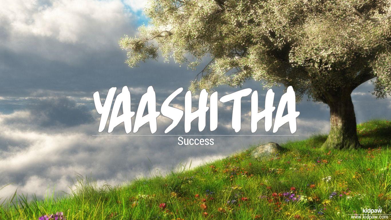 Yaashitha beautiful wallper
