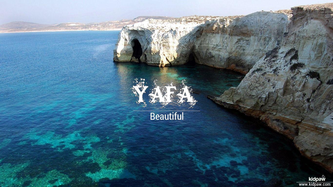 Yafa beautiful wallper