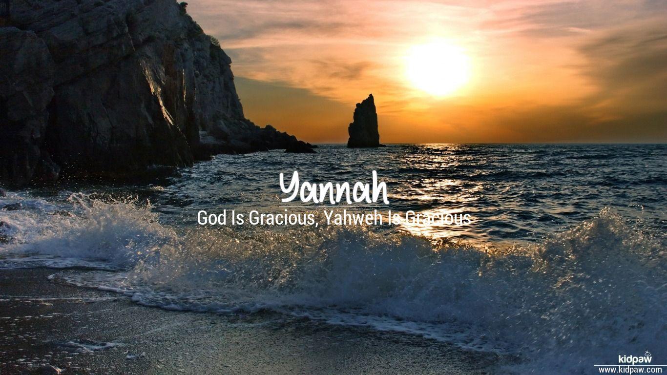 Yannah beautiful wallper