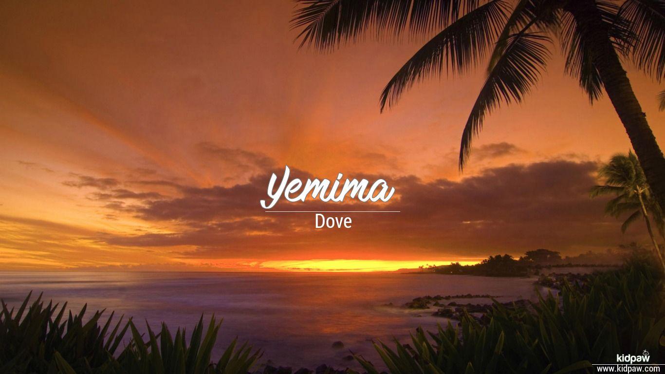 Yemima beautiful wallper
