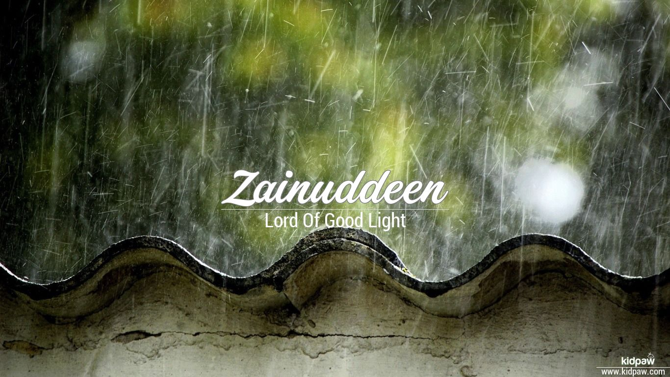 Zainuddeen beautiful wallper