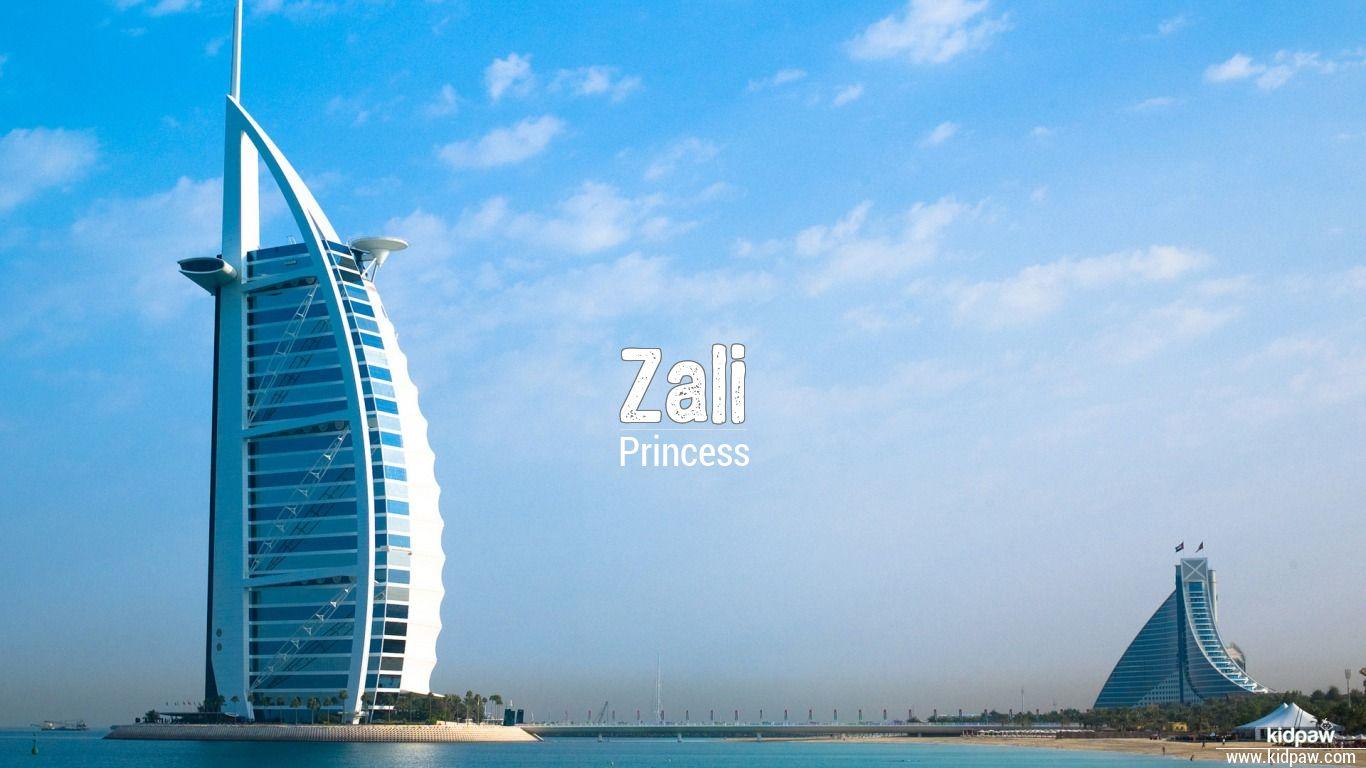 Zali beautiful wallper