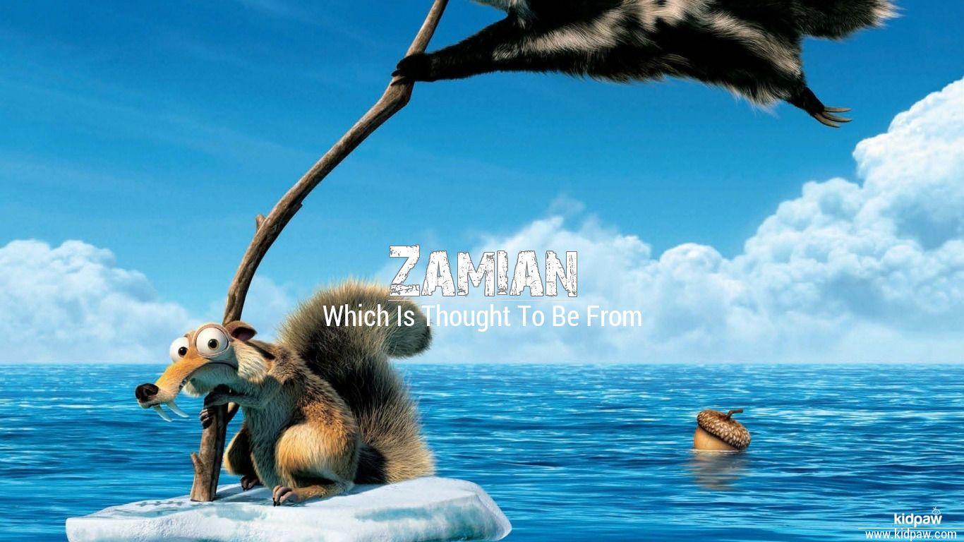 Zamian beautiful wallper