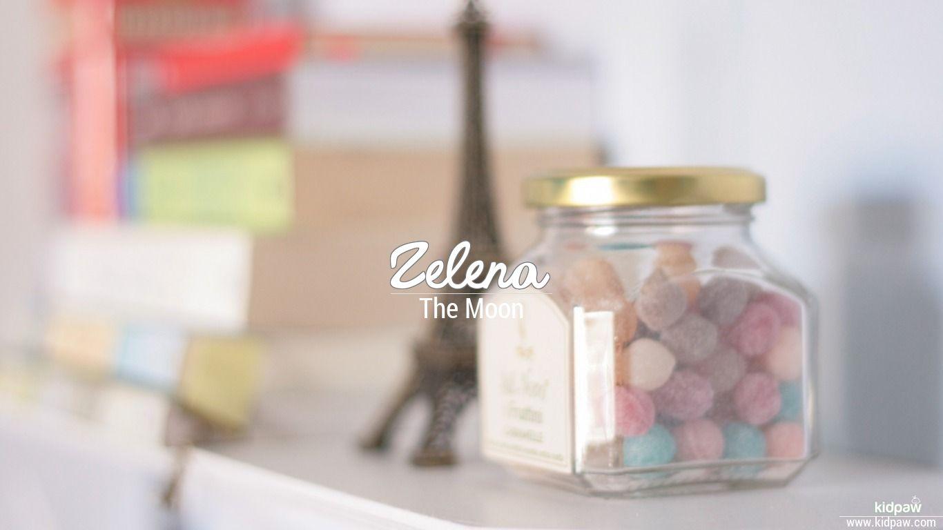 Zelena beautiful wallper