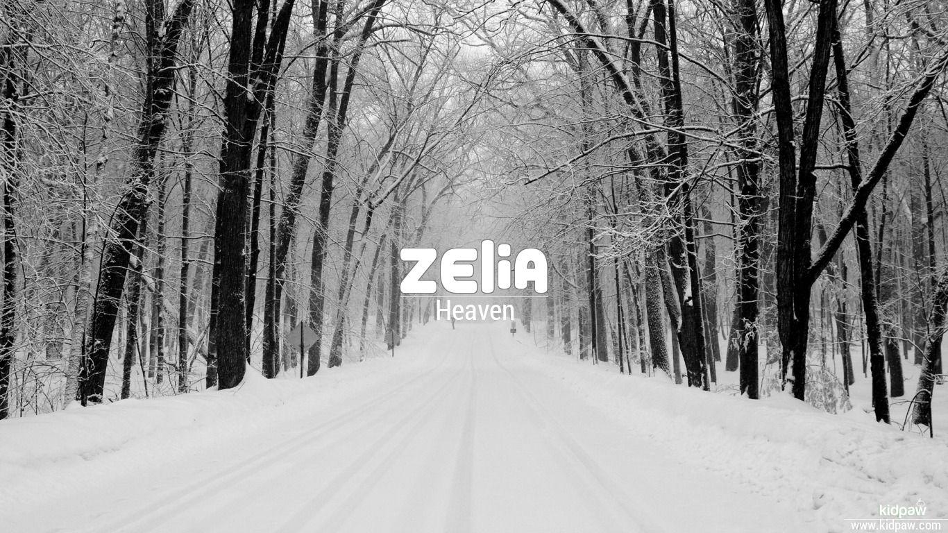 Zelia beautiful wallper